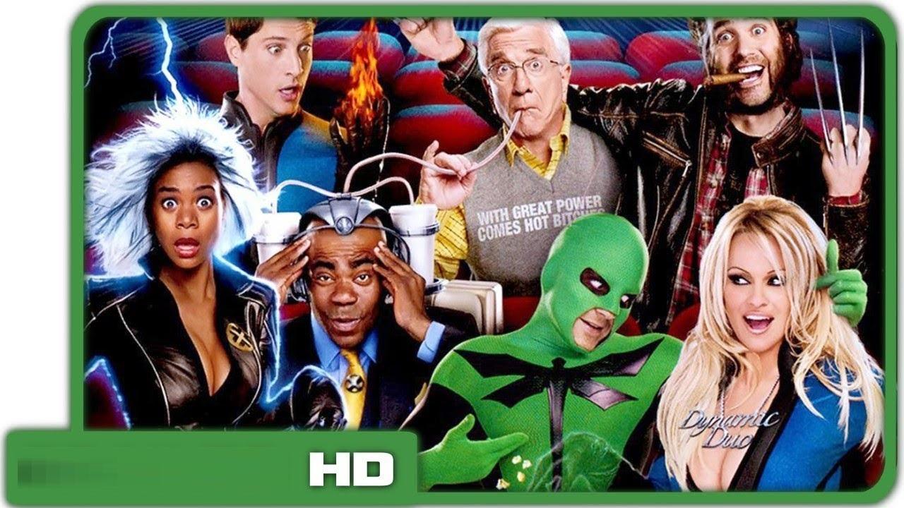 Superhero Movie ไอ้แมงปอแมน ฮีโร่ซุปเปอร์รั่ว (2008)