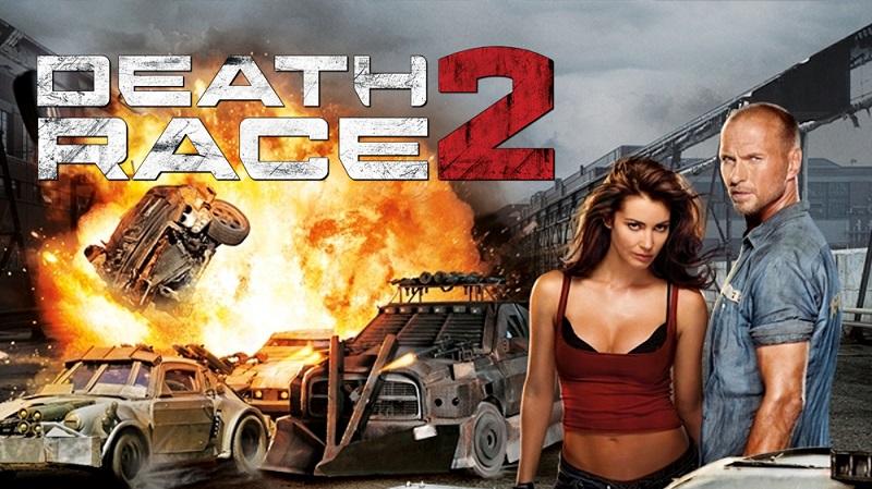 Death Race 2 ซิ่งสั่งตาย 2 (2010)
