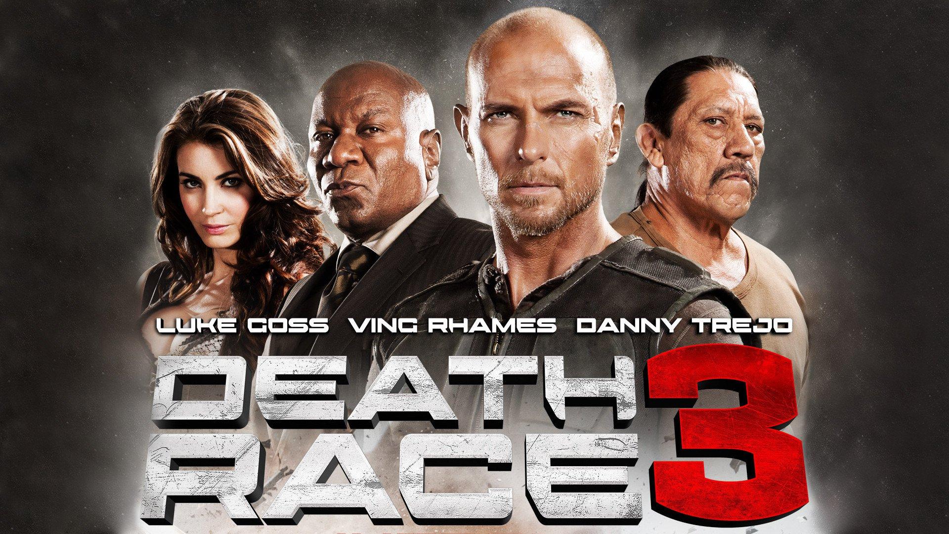 Death Race 3 ซิ่งสั่งตาย 3 (2013)