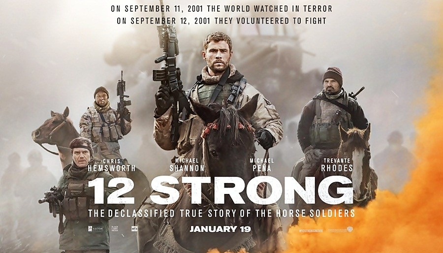 12 Strong 12 ตายไม่เป็น (2018)