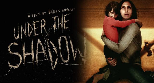 Under the Shadow ผีทะลุบ้าน (2016)