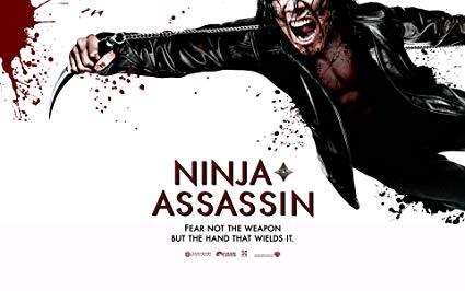 Ninja Assassin แค้นสังหาร เทพบุตรนินจามหากาฬ (2009)