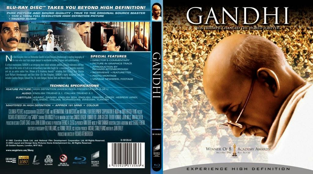 Gandhi มหาตมะ คานธี (1982)
