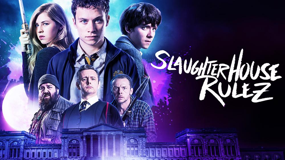 Slaughterhouse Rulez โรงเรียนสยอง อสูรใต้โลก (2018)