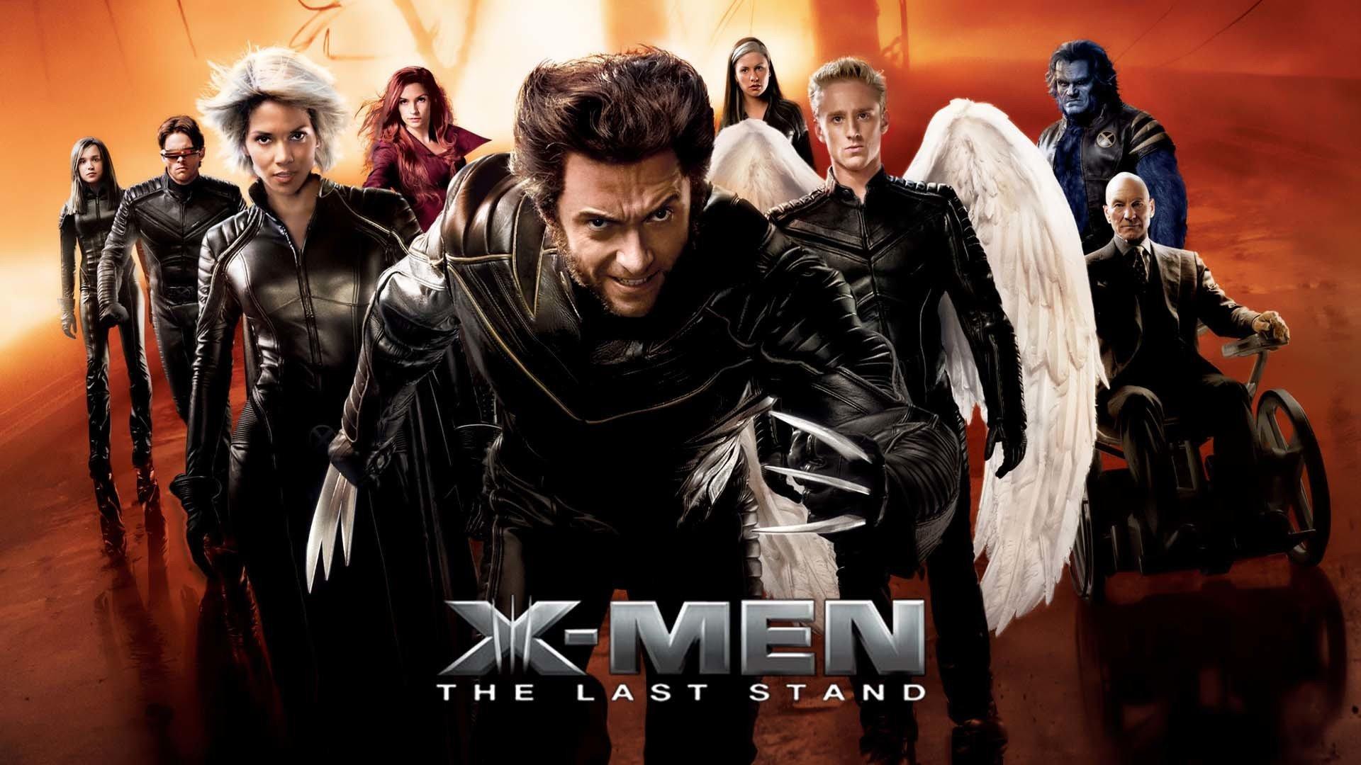 X-MEN 3 The Last Stand รวมพลังประจัญบาน (2006)