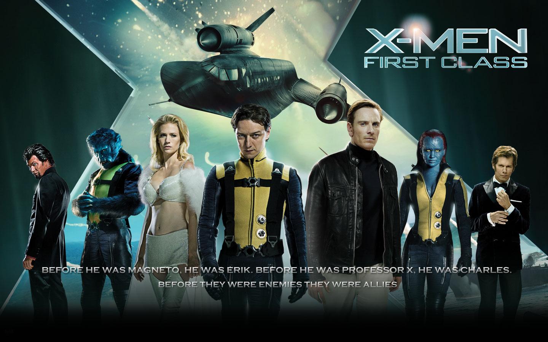X-Men 5 First Class เอ็กซ์ เม็น รุ่น 1 (2011)