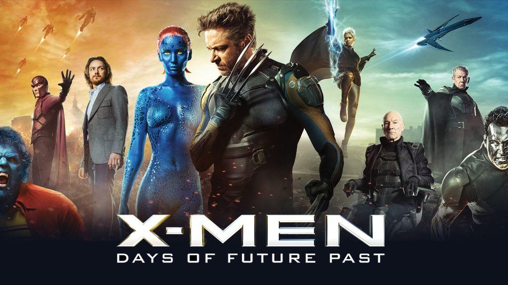 X-Men 7 Days of Future Past เอ็กซ์-เม็น สงครามวันพิฆาตกู้อนาคต (2014)