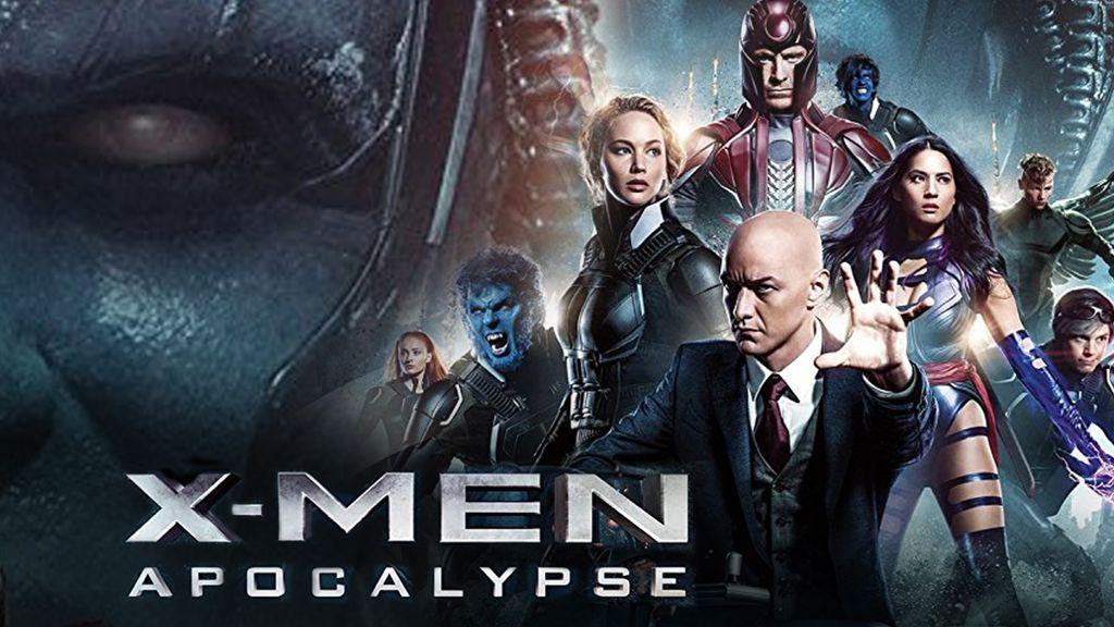 X-Men-8 Apocalypse (2016) เอ็กซ์เม็น อะพอคคาลิปส์