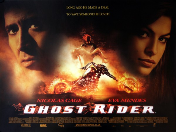 Ghost Rider โกสต์ ไรเดอร์ มัจจุราชแห่งรัตติกาล ภาค 1 (2007)