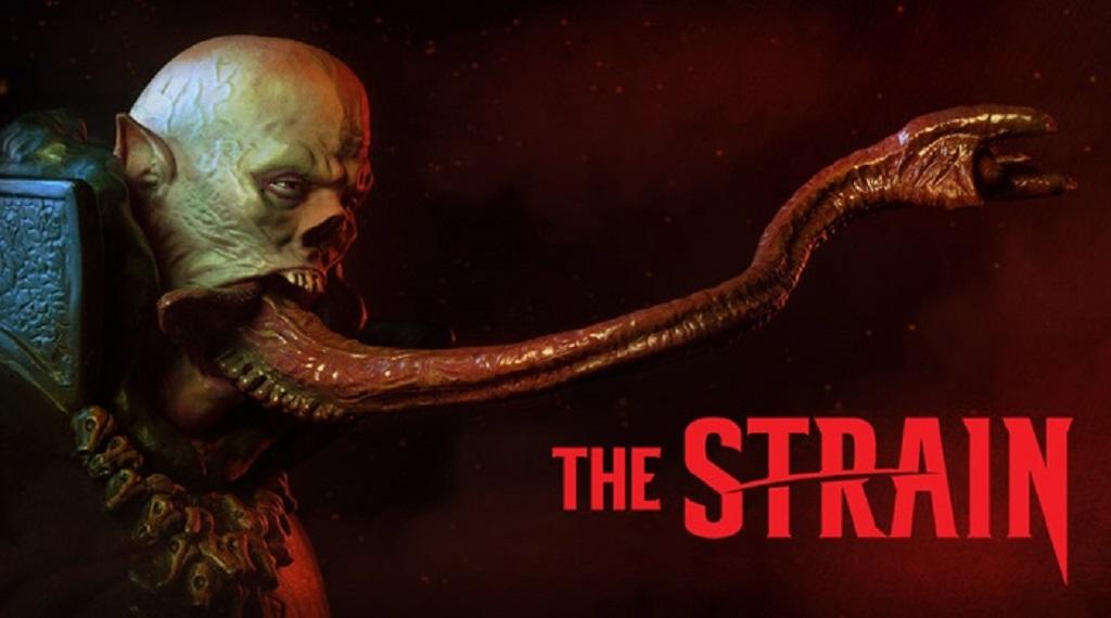 The Strain เชื้ออสูรแพร่สยอง ปี 1 (2014) EP01