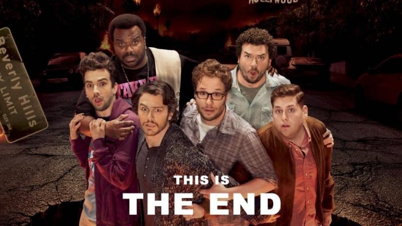 This Is the End วันเนี๊ย...จบป่ะ (2013)