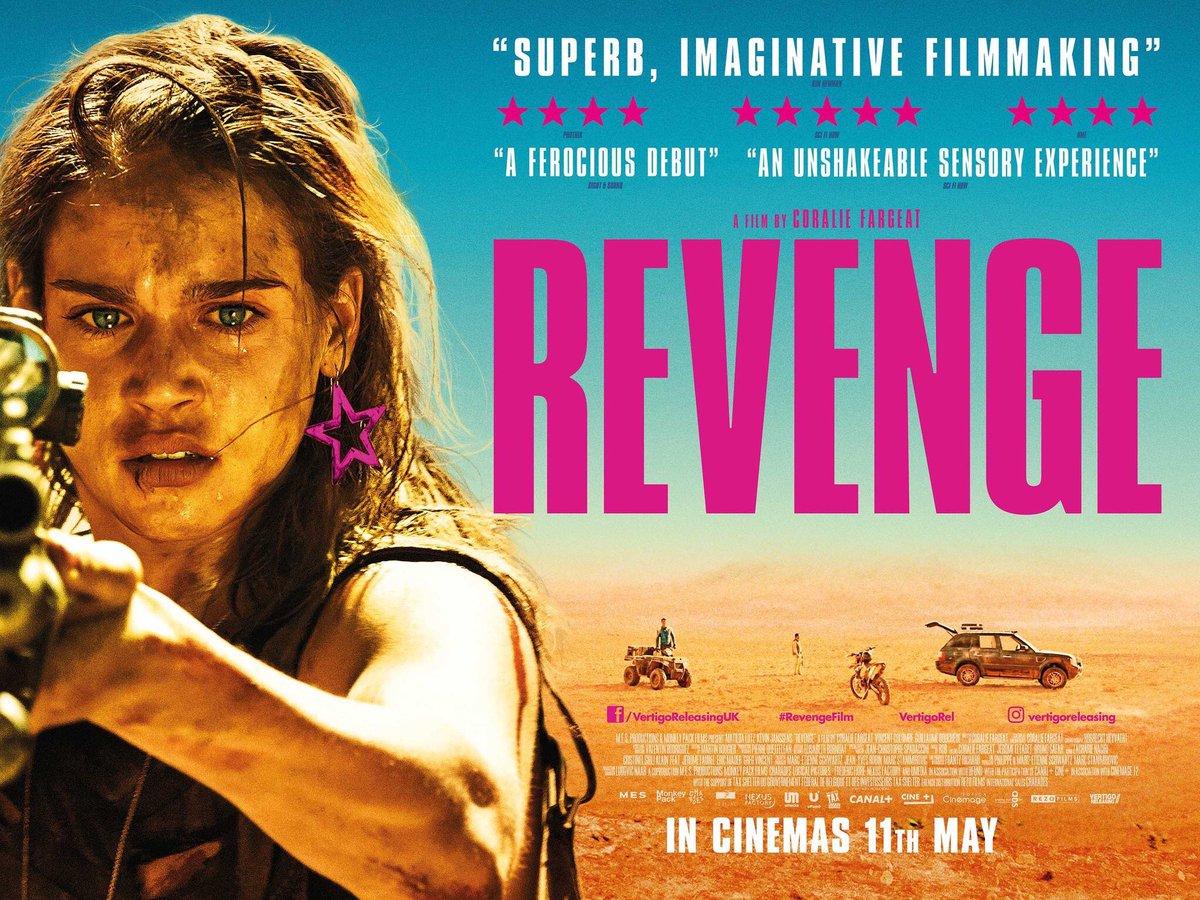 Revenge สาวคลั่ง ชำระแค้น (ซับไทย (2017)