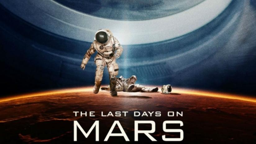 The Last Days on Mars วิกฤตการณ์ดาวอังคารมรณะ (2013)
