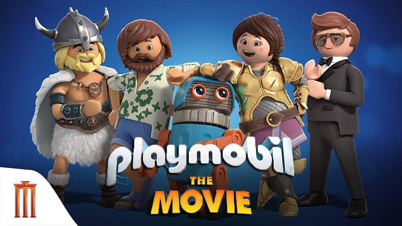 Playmobil- The Movie 2019 เพลย์โมบิล เดอะ มูฟวี่