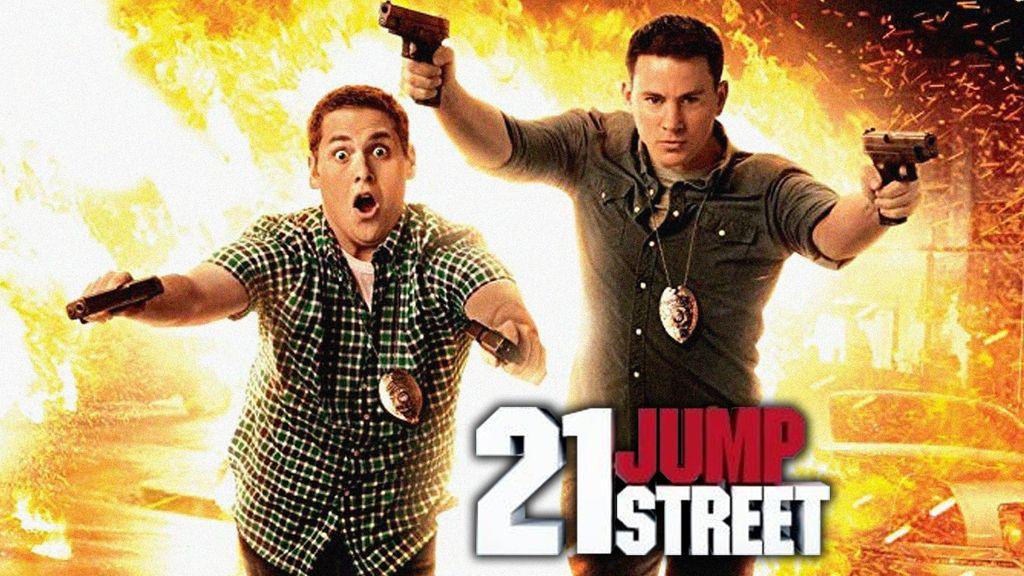 21 Jump Street สายลับร้ายไฮสคูล 2012