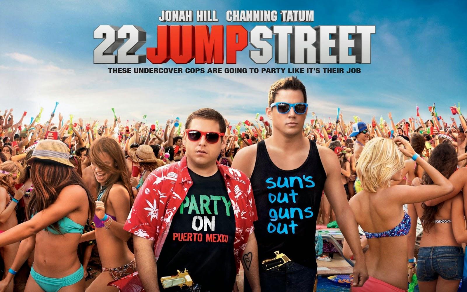 22 Jump Street สายลับรั่วป่วนมหาลัย (2014)