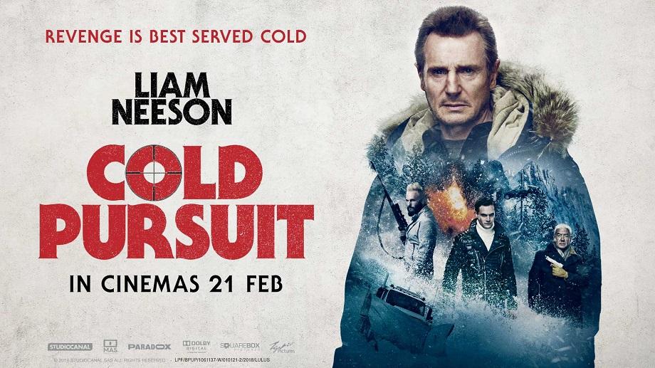 Cold Pursuit แค้นลั่นนรก (2019)