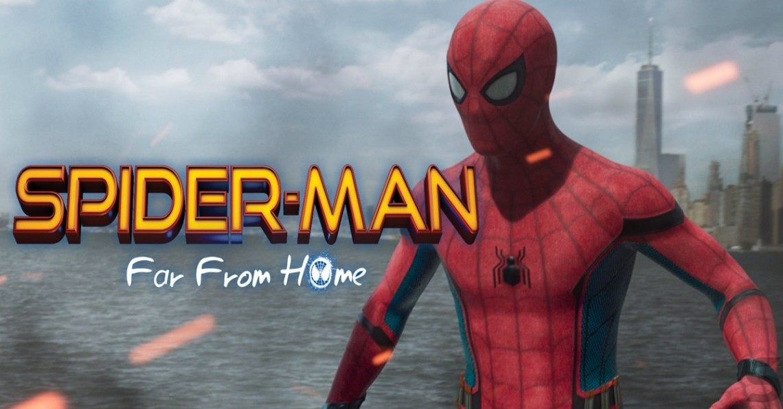 Spider Man Far from Home สไปเดอร์ แมน ฟาร์ ฟรอม โฮม (2019)