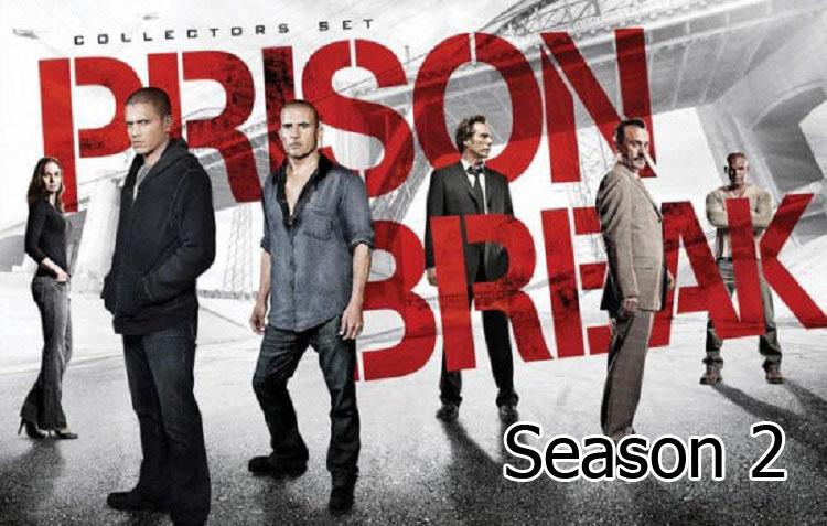 Prison Break Season 2 แผนลับแหกคุกนรก ปี 2 EP 08