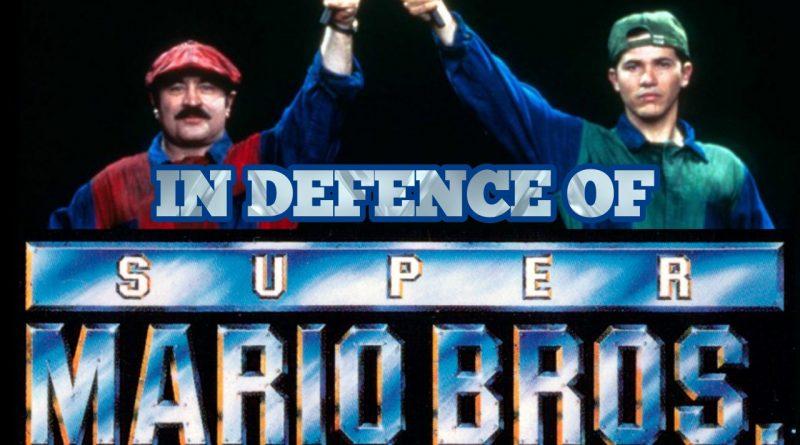 Super Mario Bros- ซูเปอร์มาริโอ (1993)