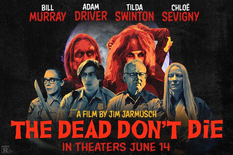 The Dead Don't Die วันซอมบี้ป่วนโลก (2019)