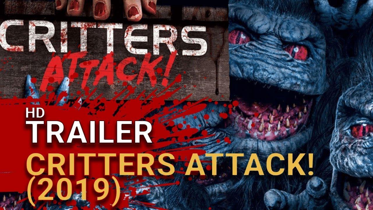 Critters Attack! กลิ้ง งับ งับ บุกโลก (2019)