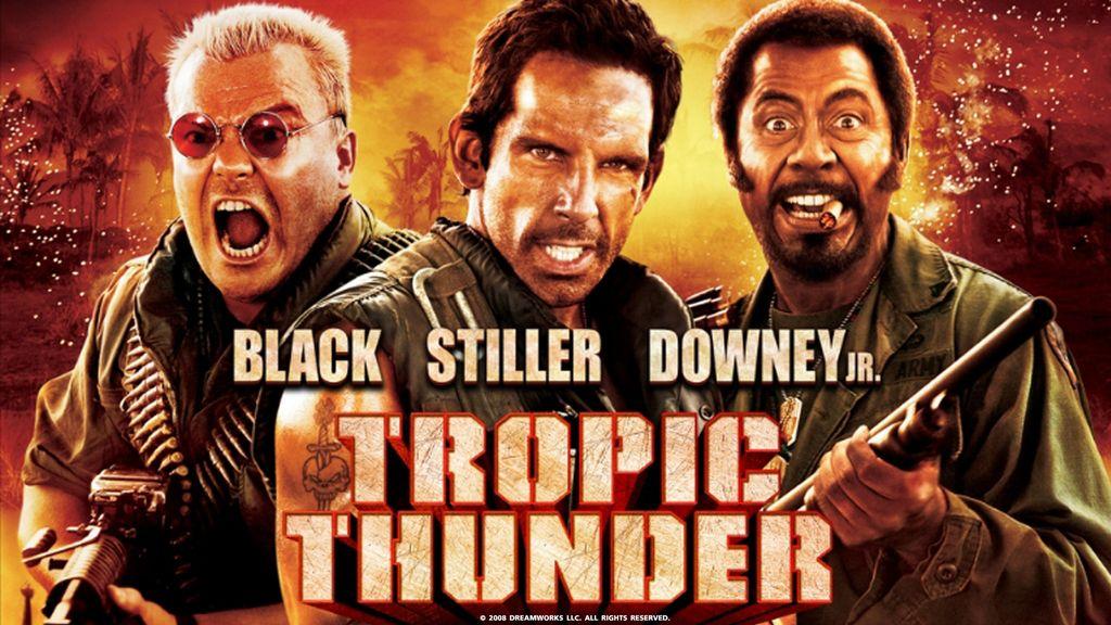 Tropic Thunder ดาราประจัญบาน ท.ทหารจำเป็น 2008