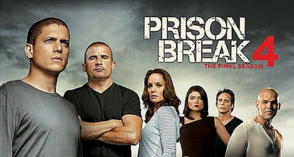 Prison Break Season 4 แผนลับแหกคุกนรก ปี 4 EP 08
