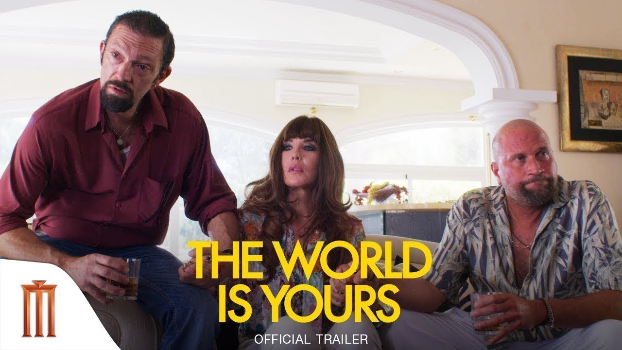 The World Is Yours (Le monde ou rien) หลบหน่อยแม่จะปล้น (2018)