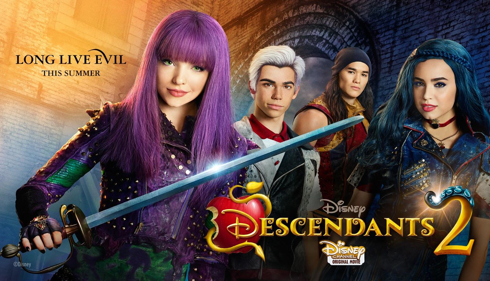 Descendants 2 รวมพลทายาทตัวร้าย 2 (2017)