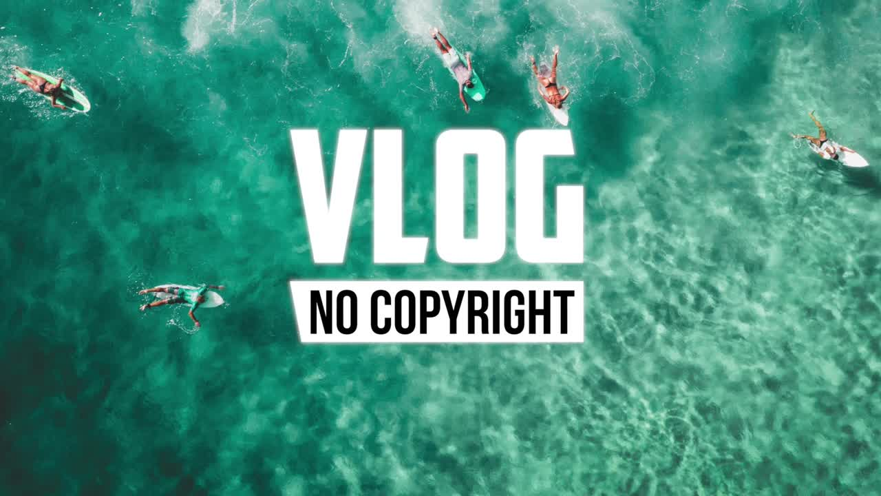 Vlad Gluschenko - Overseas (Vlog No Copyright Music)