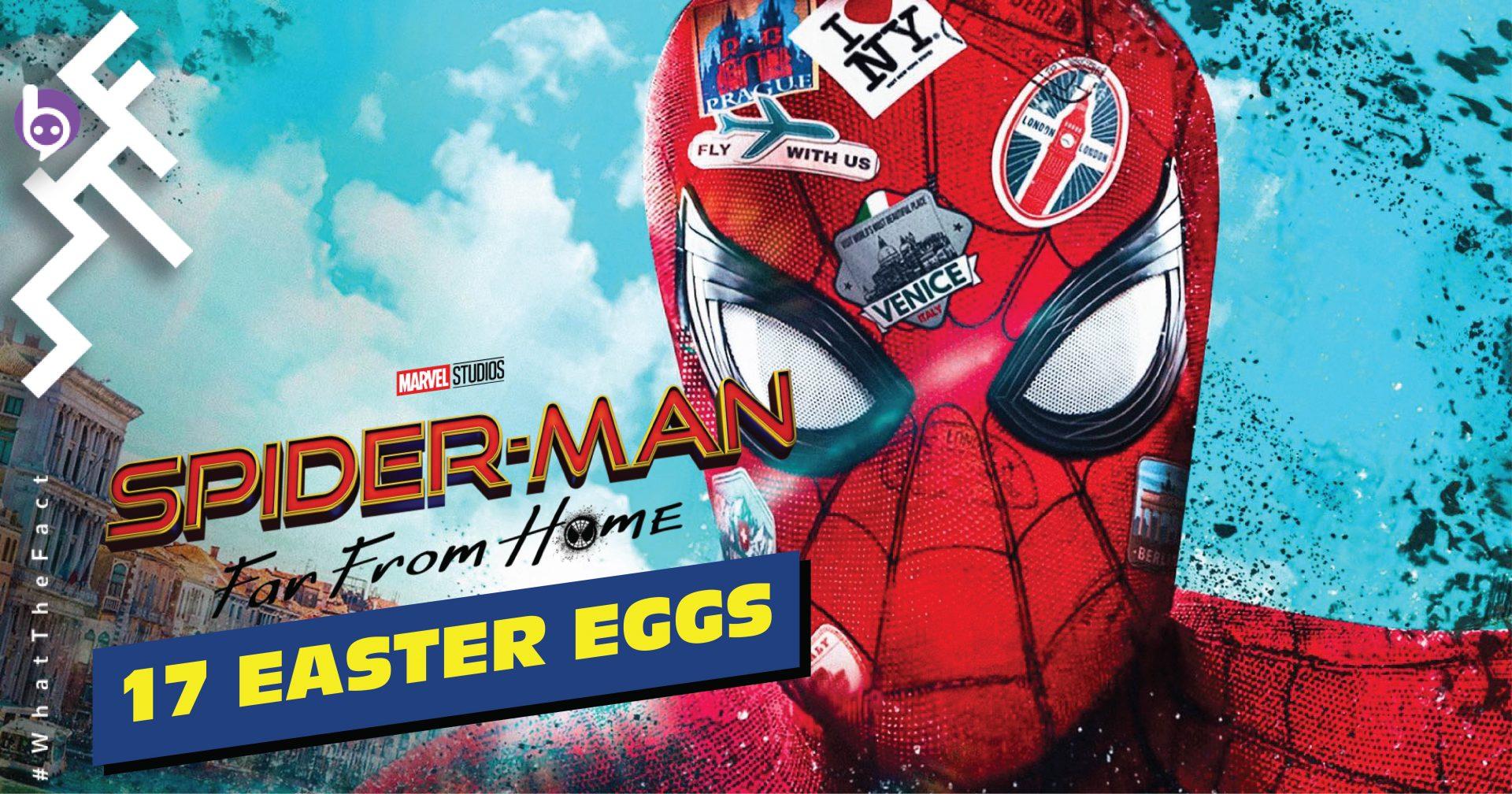 Spider-Man- Far from Home สไปเดอร์-แมน ฟาร์ ฟรอม โฮม 2019