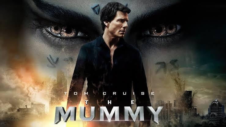 มัมมี่ The Mummy 2017