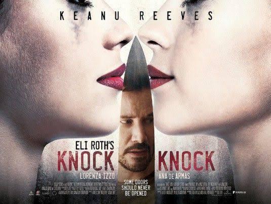 Knock Knock (2015) ล่อมาเชือด 18+