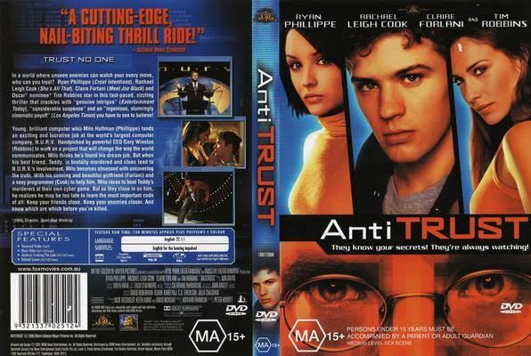 Antitrust กระชากแผนจอมบงการล้ำโลก  (2001)