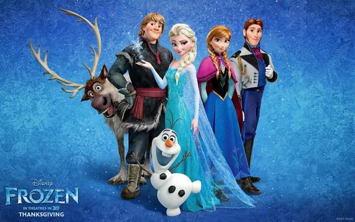 Frozen ผจญภัยแดนคำสาปราชินีหิมะ  ( 2013 )