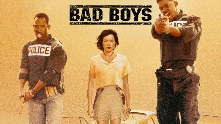 Bad Boys แบดบอยส์ คู่หูขวางนรก  (1995)