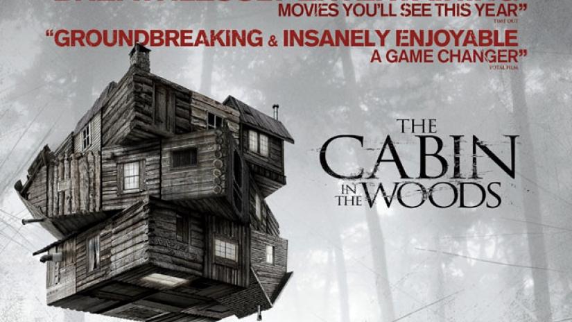 The Cabin in the Woods แย่งตาย ทะลุตาย (2012) หนังรวมปีศาจ