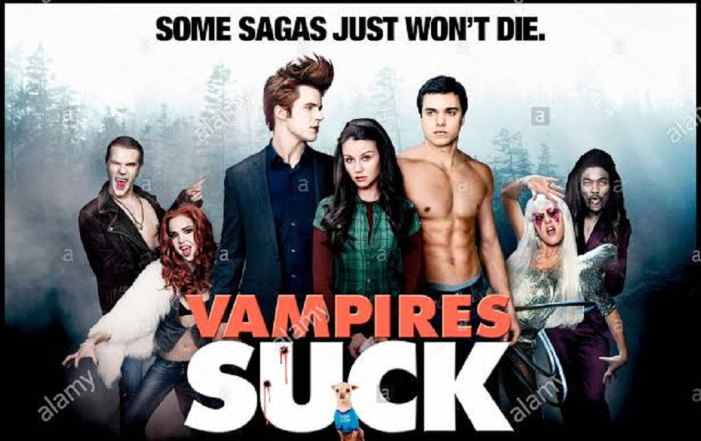 Vampires Suck ยำแวมไพร์สุดมันส์ (2010)