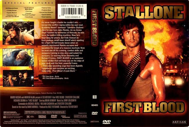 Rambo 1 First Blood แรมโบ้ 1 (1982)