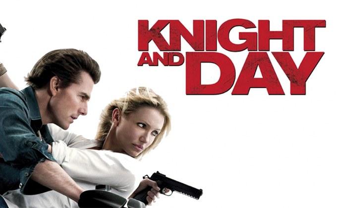 Knight and Day โคตรคนพยัคฆ์ร้ายกับหวานใจมหาประลัย (2010)