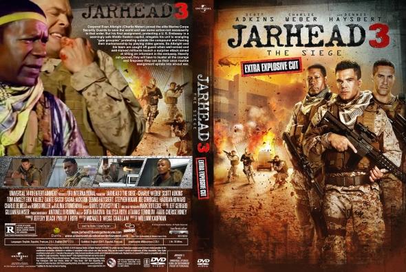 Jarhead 3 The Siege จาร์เฮด 3 พลระห่ำสงครามนรก 3 (2016)