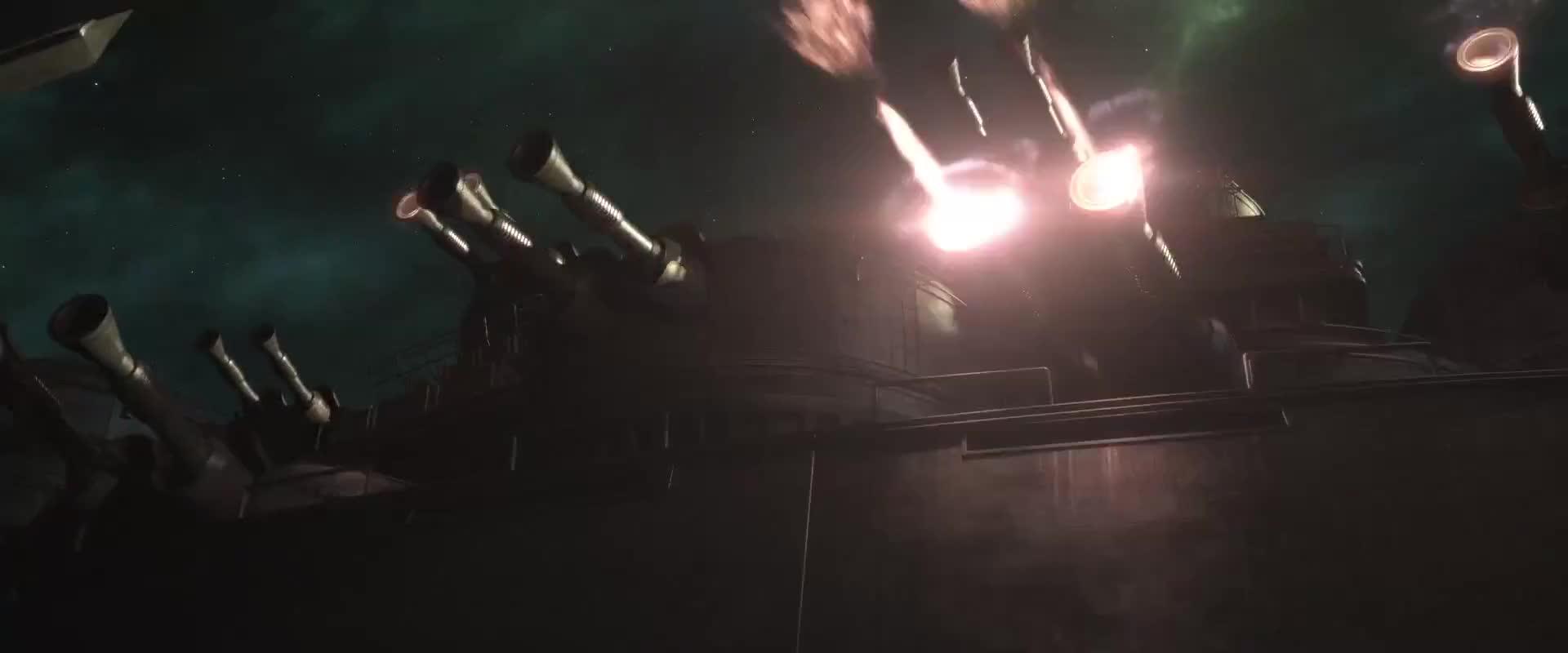 Space Pirate Captain Harlock กัปตันฮาร็อค โจรสลัดอวกาศ (2013)