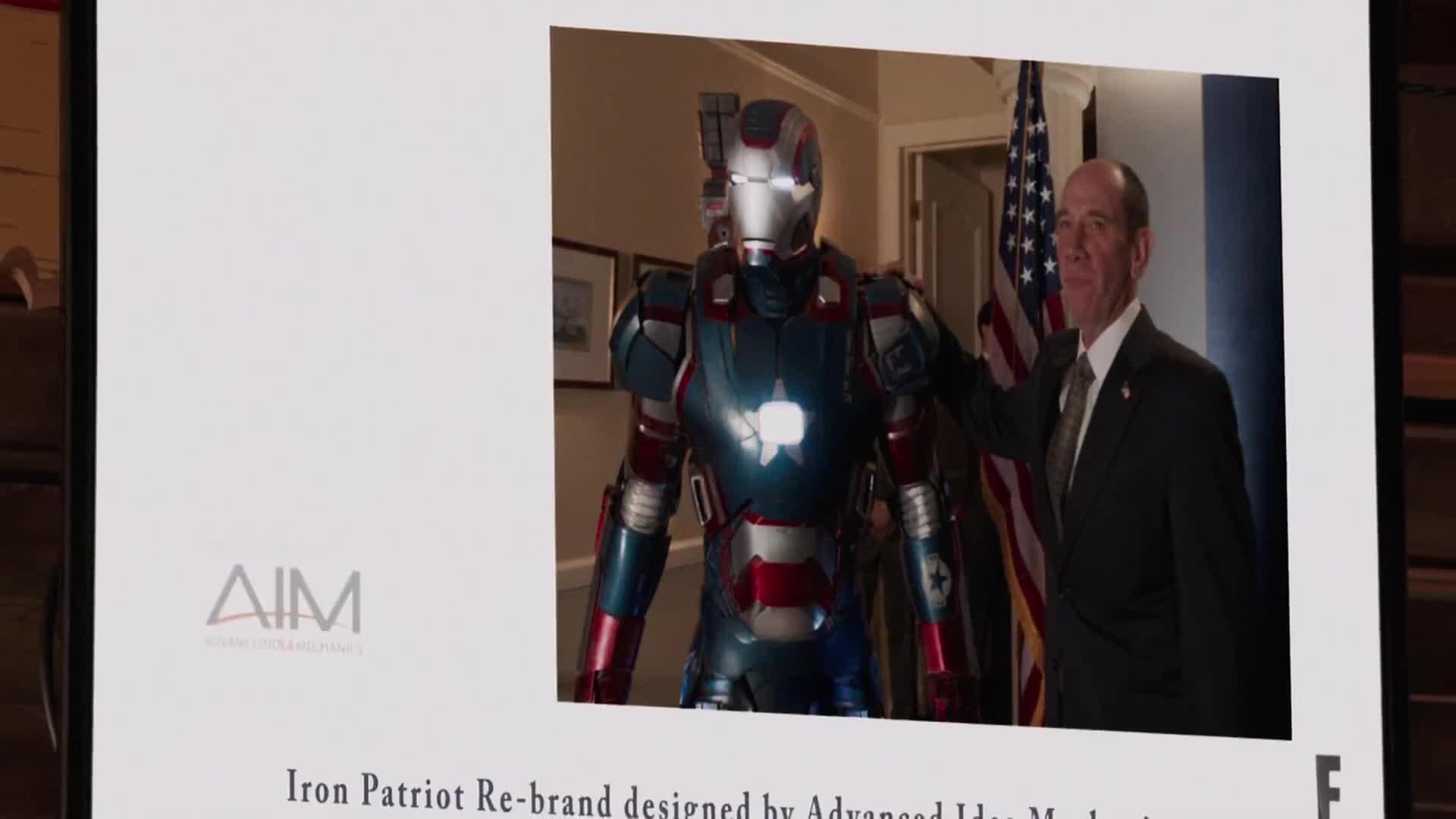Iron Man 3 มหาประลัยคนเกราะเหล็ก 3 (2013)