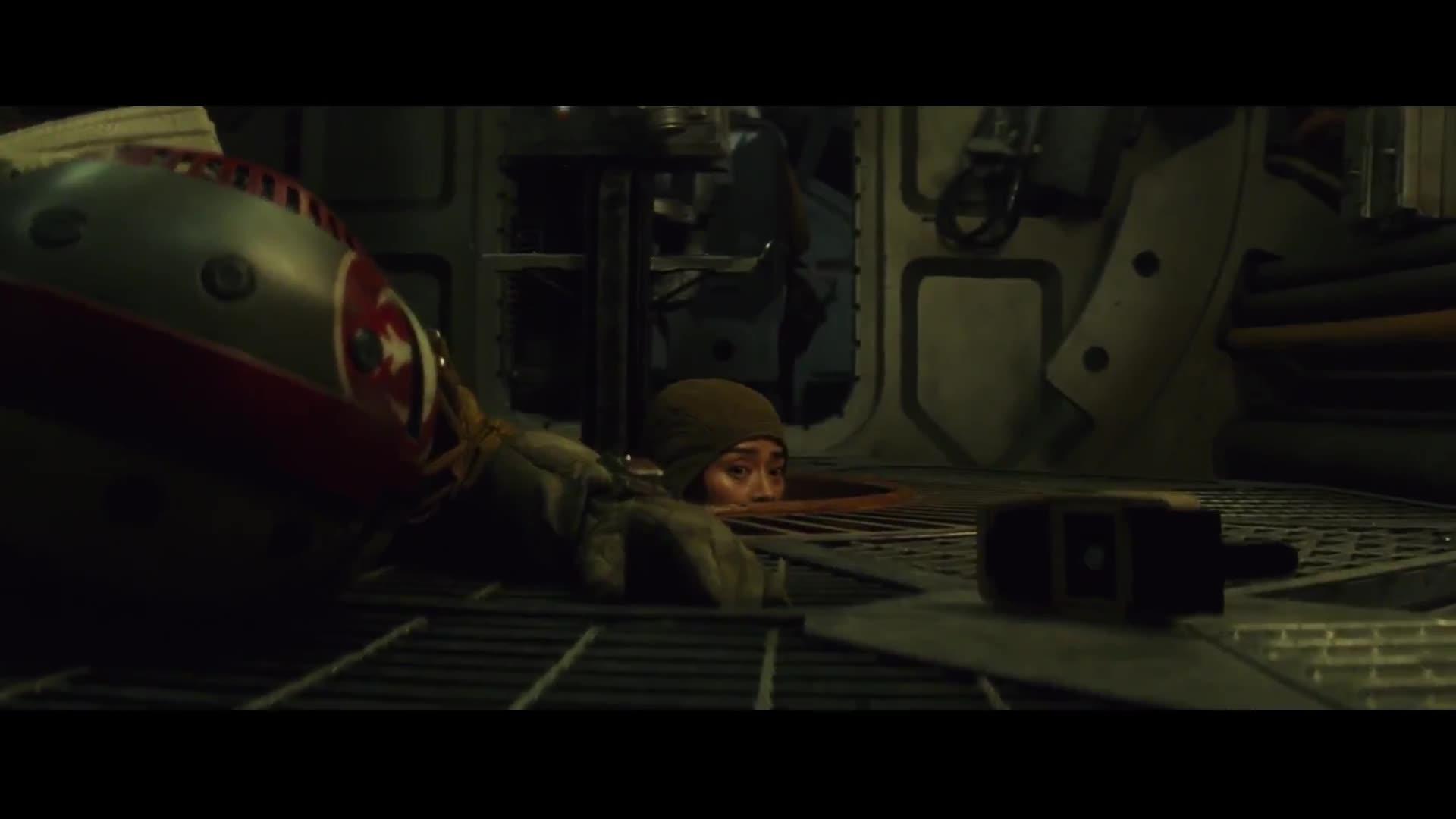 Star War The Force Awakens สตาร์ วอร์ส ปัจฉิมบทแห่งเจได (2017)