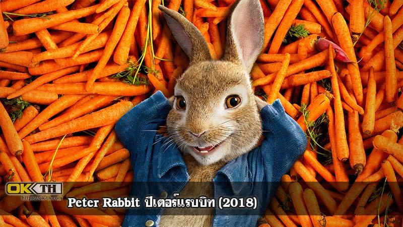 Peter Rabbit ปีเตอร์แรบบิท (2018)