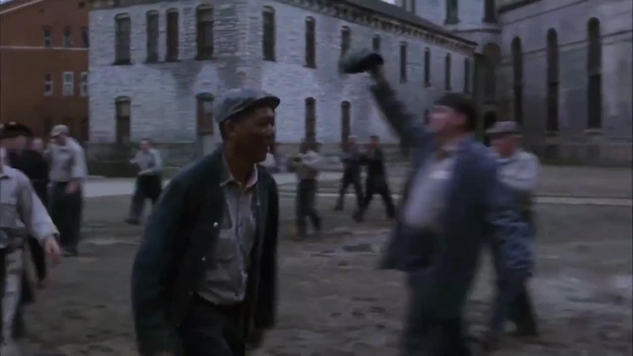 The Shawshank Redemption ชอว์แชงค์ มิตรภาพ ความหวัง ความรุนแรง (1994)