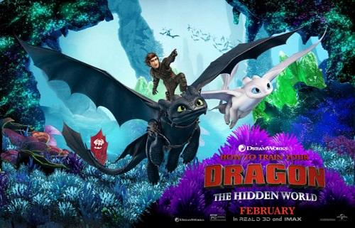 How to Train Your Dragon 3 The Hidden World อภินิหารไวกิ้งพิชิตมังกร 3 (2019)