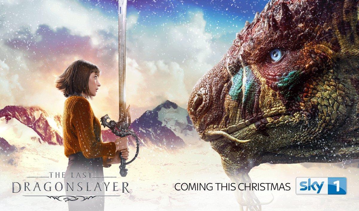 The Last Dragonslayer นักฆ่ามังกร คนสุดท้าย (2016)
