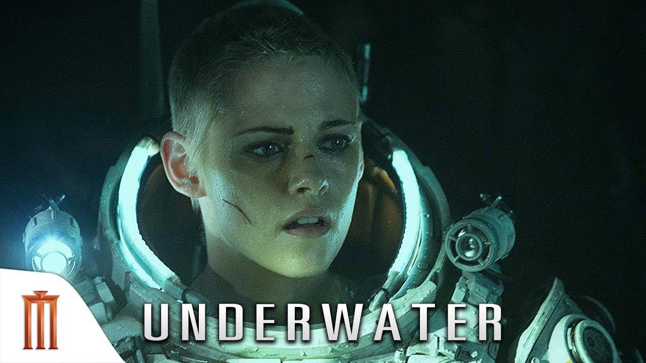 Underwater มฤตยูใต้สมุทร (2020)